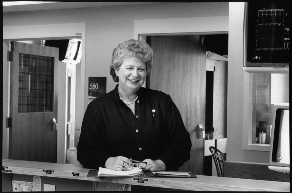 Joyce C. Clifford