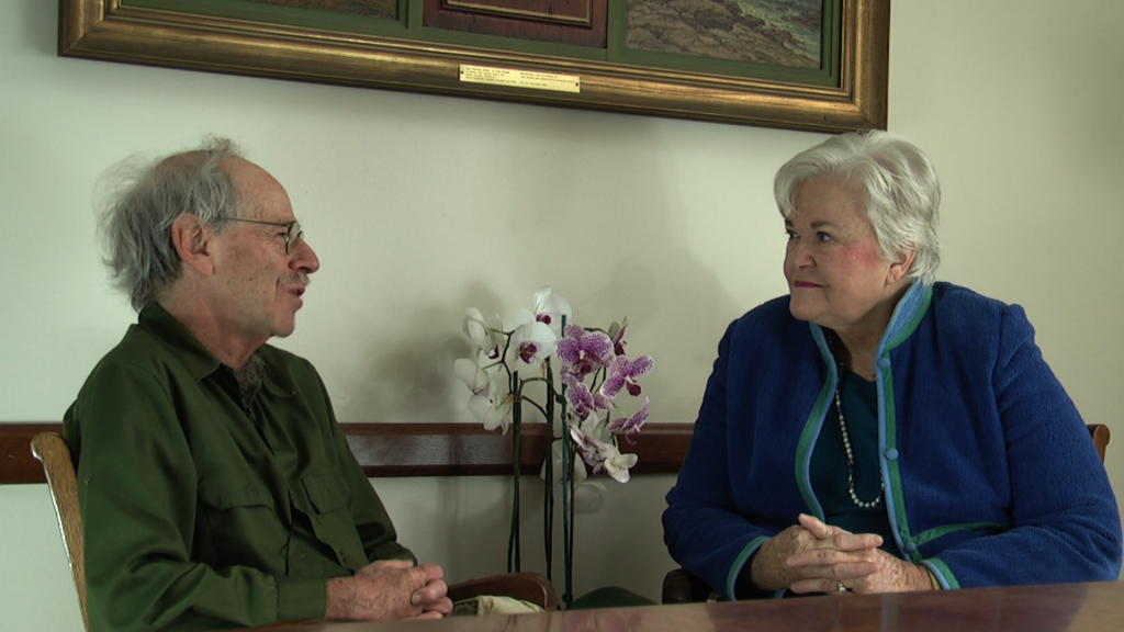 Stuart Dreyfus with Patricia Benner