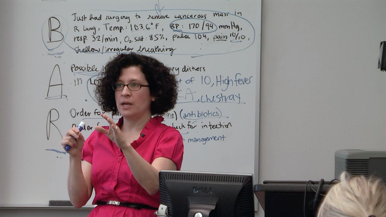 Teresa Grainger Teaching