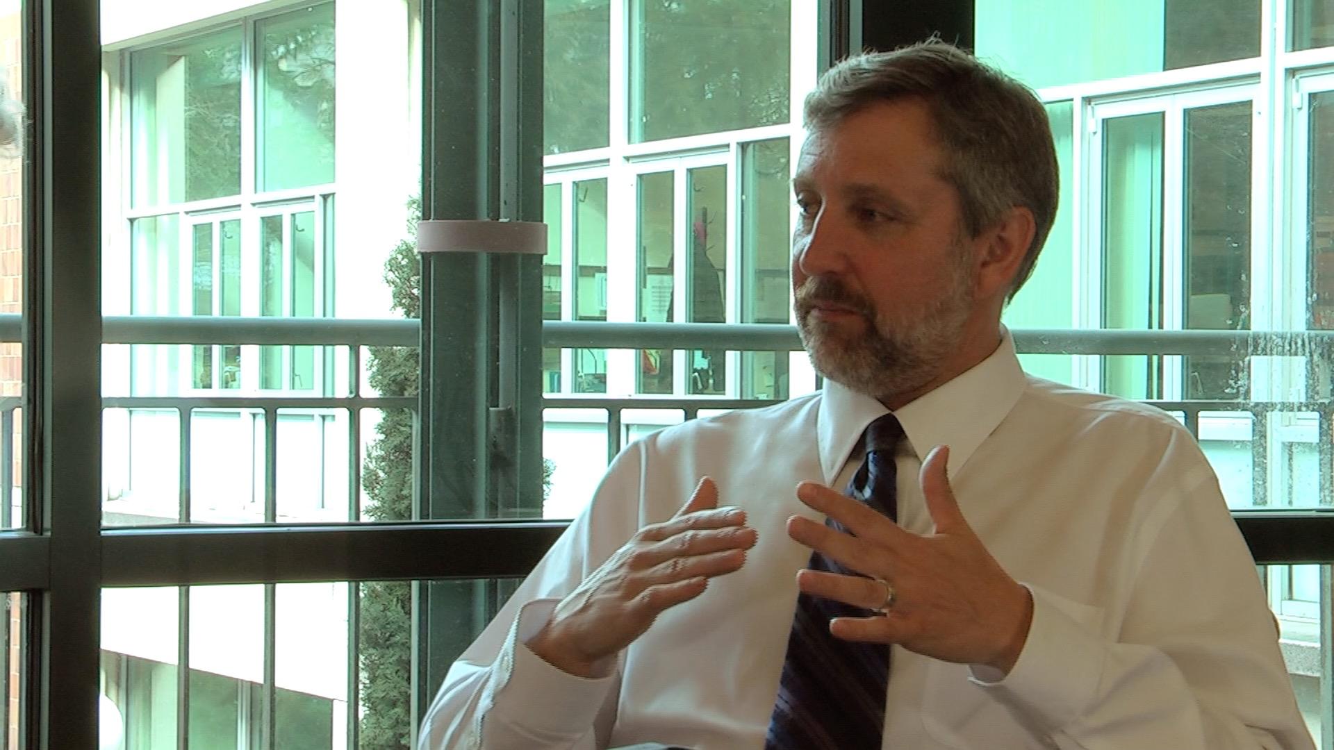 Dr. Scott Christian speaking
