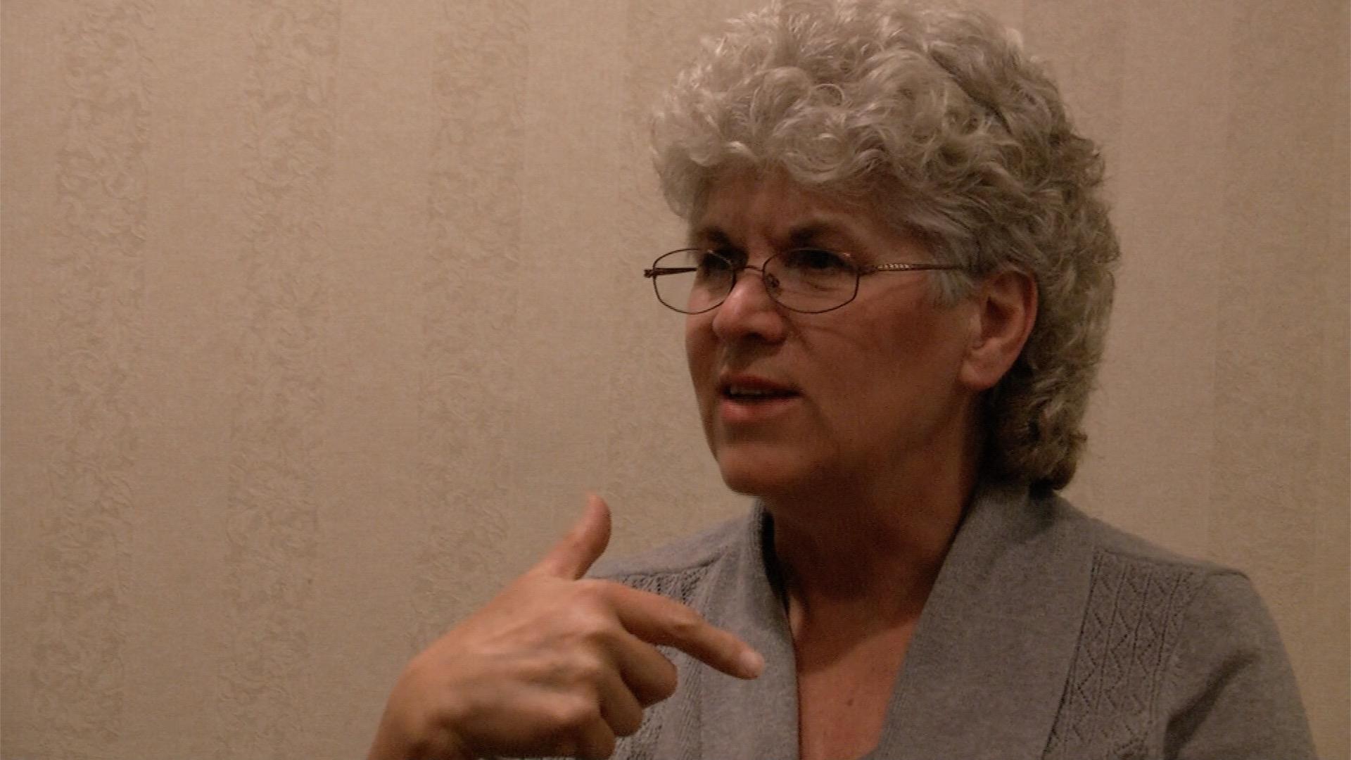 Linda Wagner speaking